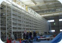立体自動倉庫